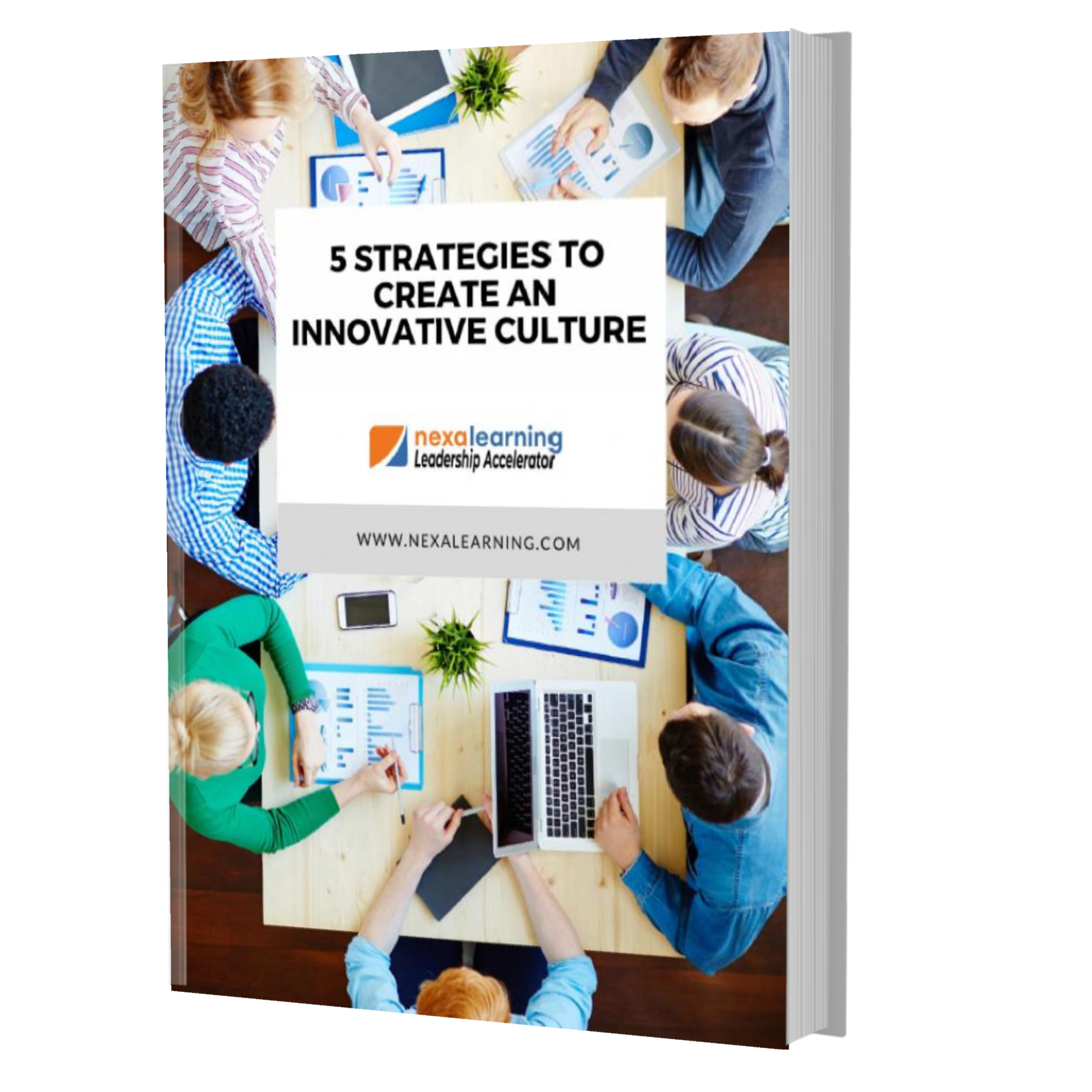5 Strategies to Create an Innovative Culture - NexaLearning - 2020
