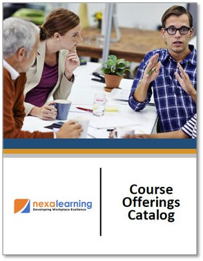Course Offerings Catalog - NexaLearning
