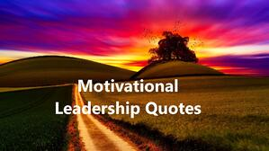 Motivational Leadership Quotes - NexaLearning - Pexels