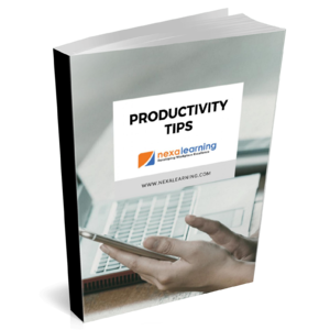 Productivity Tips - 2020