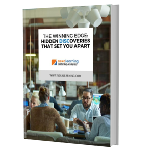 The Winning Edge Hidden DISCoveries that set you apart - NexaLearning - 2020