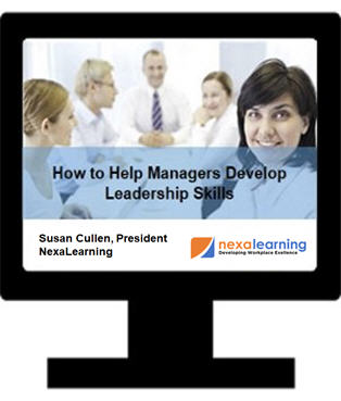 How to Help Managers Develop Leadership Skills - NexaLearning