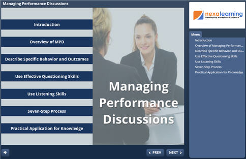 Managing Performance Discussions - eLearning - NexaLearning.jpg