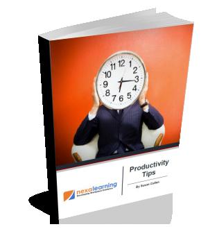 Productivity Tips from NexaLearning