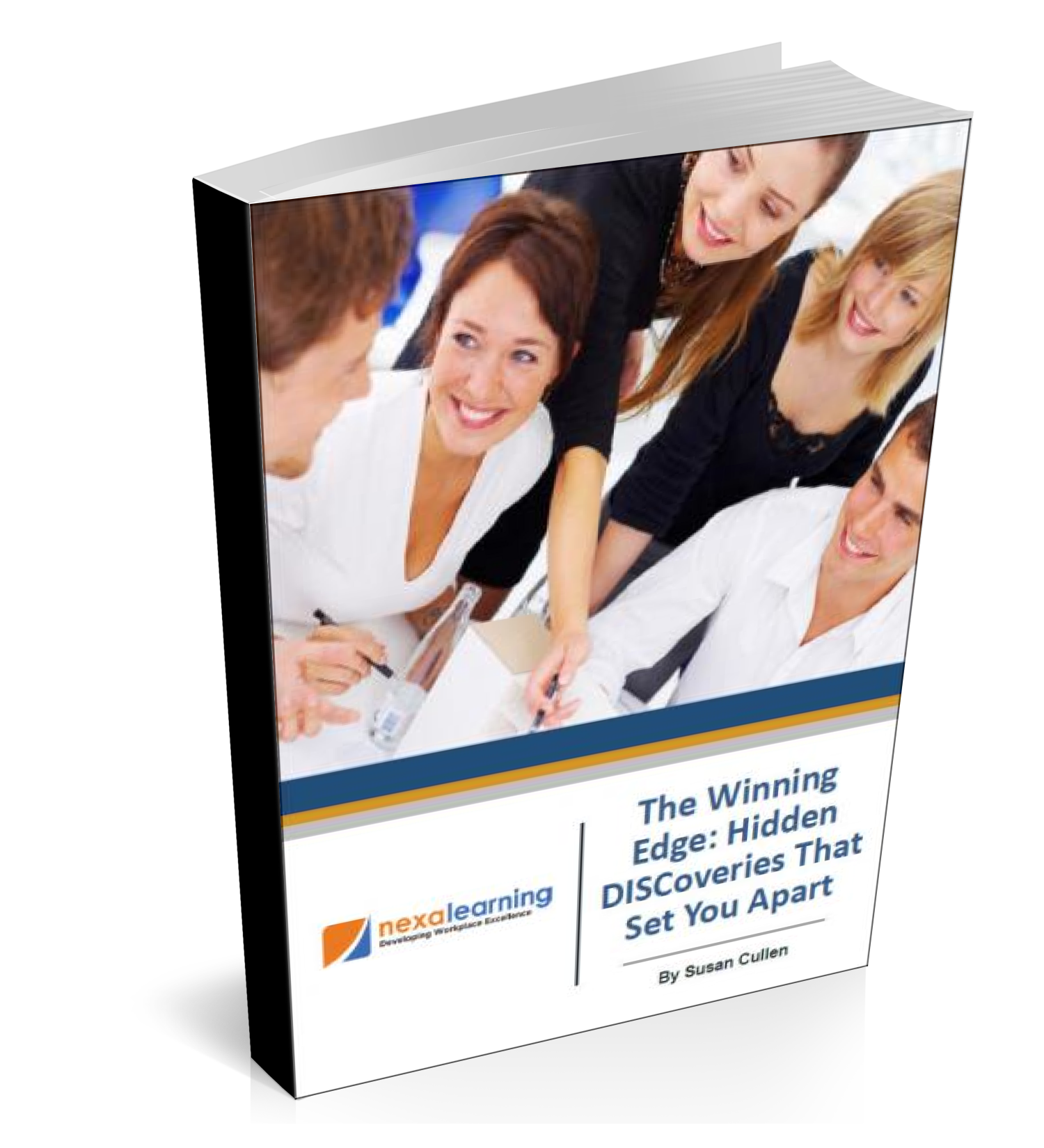 The Winning Edge: Hidden DISCoveries That Set You Apart - NexaLearning